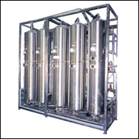 Multi Coloumn Distilled Water Plant & Pure Steam Generators