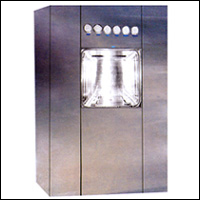 Vertical Sliding Steam Door Sterilizer